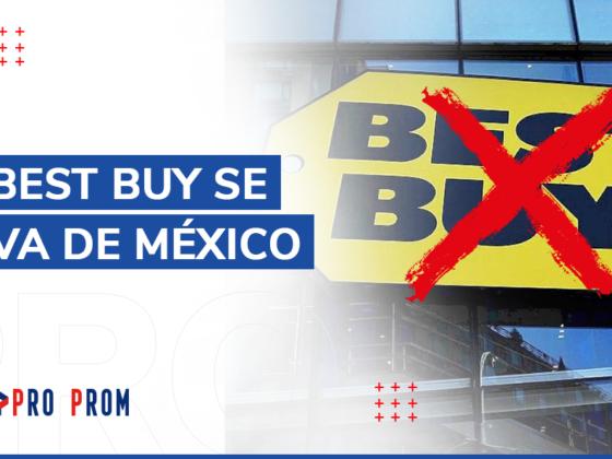 Best Buy se va de México