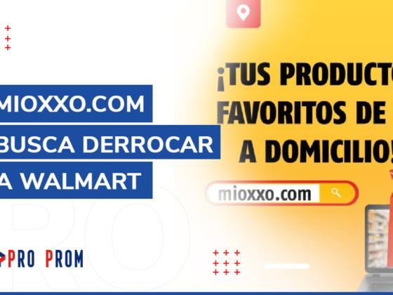 mioxxo.com busca derrocar a Walmart