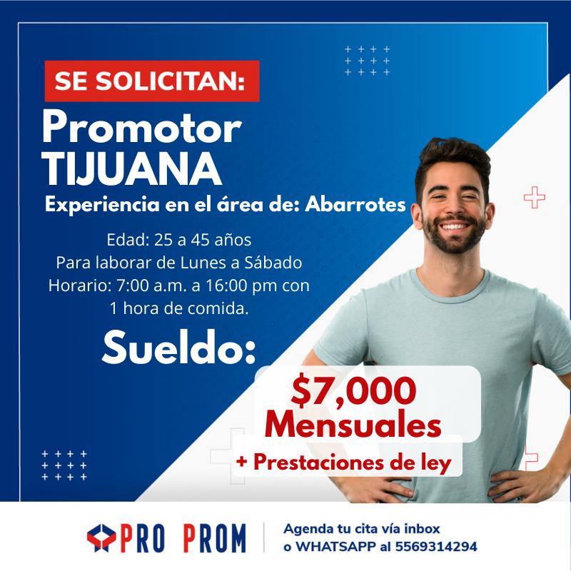 Promotor Tijuana