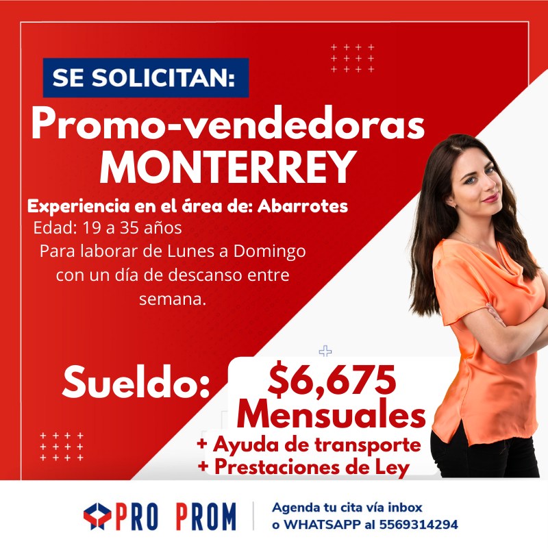 PromoVendedoras MTY